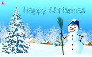 Christmas wishes with snowman greetings hd wallpapers for facebook