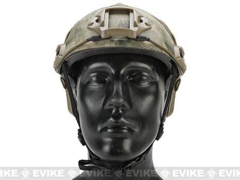 Helm Tactical Emerson Gear Fast Helmet Mh Type Airsoft Em8812 emerson fast type tactical airsoft helmet mich ballistic