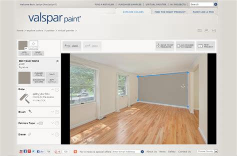 Valspar Virtual Painter | valspar virtual painter valspar virtual painter lowes