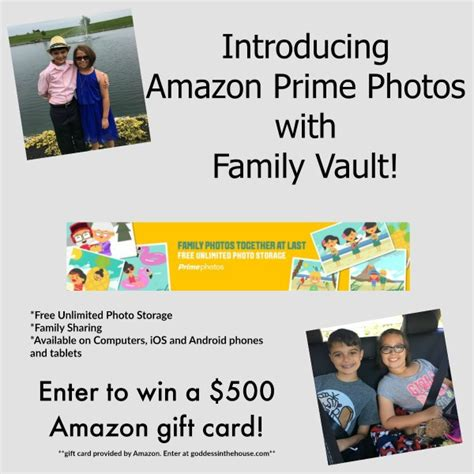 Amazon Giveaway Prime - amazon prime photos has all new features plus an