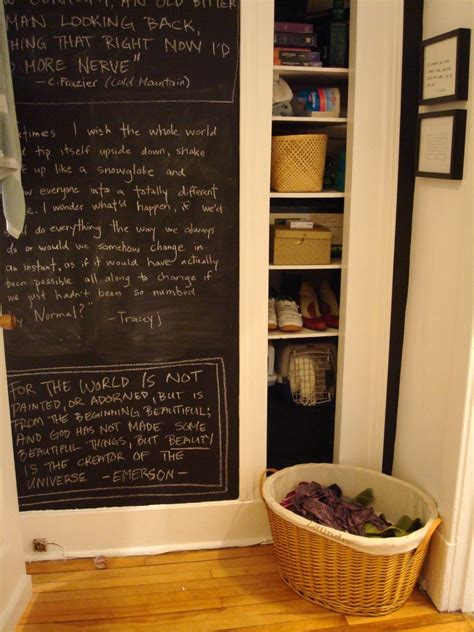 chalkboard paint wall tips wall decorating ideas for your new home moving happiness