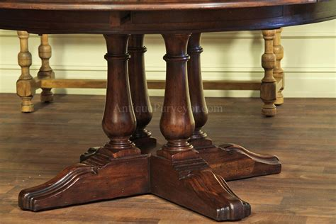 Jupe Table for Sale with Self Storing Leaves Round Dining