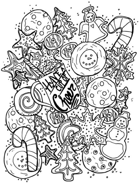 colorful an coloring book for the holidays books 22 coloring books to set the mood