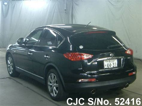 nissan crossover 2010 2010 nissan skyline crossover black for sale stock no