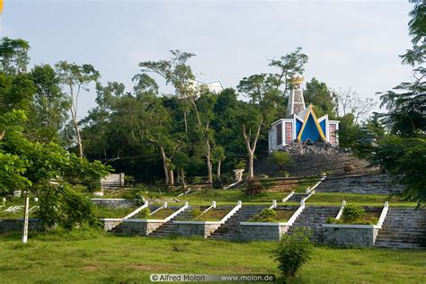 christian church in tra kieu picture sceneries my son