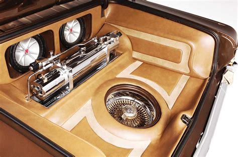64 impala trunk 1964 chevrolet impala brown eyed lowrider