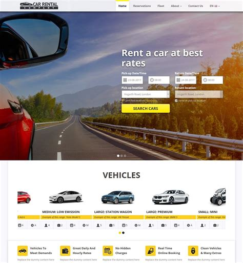 best site to rent cars vevs car rental websites demo