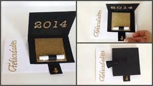 invitaciones de graduacion de secundaria tarjeta para graduaci 243 n graduation card youtube