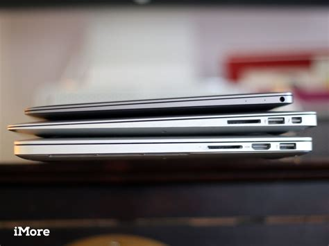 Macbook Pro Air macbook vs macbook pro vs macbook air in pictures imore