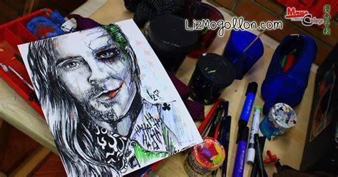 imagenes del joker jared leto dibujo joker jared leto curso de manga comic