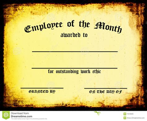 employee of the month stock photos image 1572503