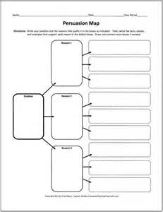 Essay Graphic Organizer Template by Free Graphic Organizers For Teaching Writing