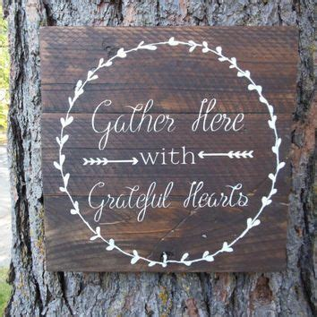 Kitchen Words Phrases Wall grateful heart thanksgiving signs and fall signs on pinterest