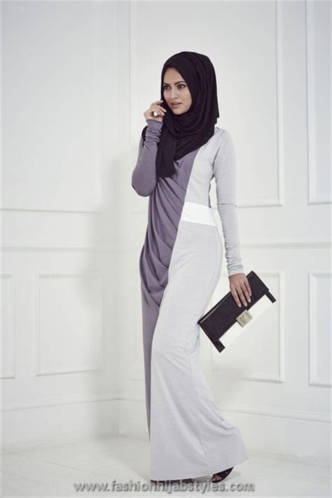 Dress Inayah 001 inayah collection 2014 and abaya styles lookbook stylish fashion abayas new modern