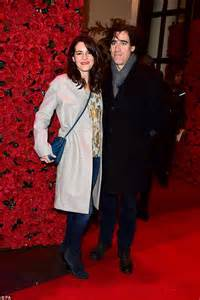 graham norton steps out in baggy coat for women on the
