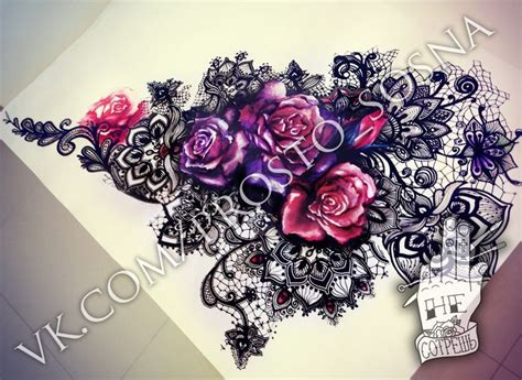 the 25 best ideas about lace tattoo on pinterest lace