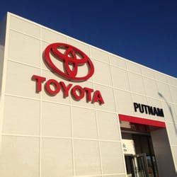 Putnam Toyota Burlingame Putnam Toyota Burlingame Ca Yelp