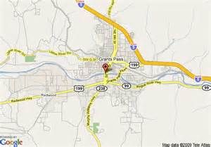 map of riverside inn resort grants pass