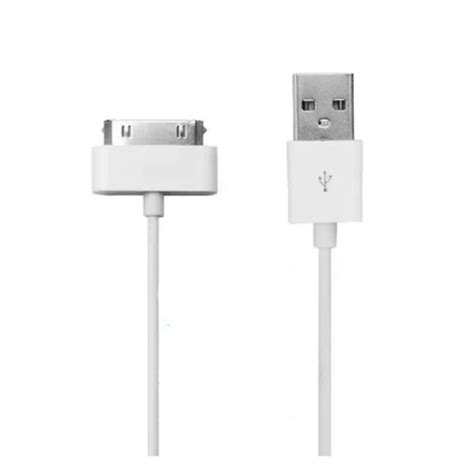 original micro usb phone cable charger for apple iphone 4 4s charging cable data transmission