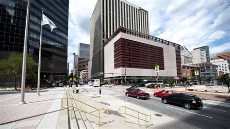 Fitzgerald Parking Garage Baltimore by Mkp Management Lp Burke S Parking Garage