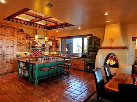 rustic western style kitchen decor ideas 144 decomg best 20 mexican style kitchens ideas on pinterest