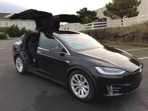 Tesla For Sale New 2016 Tesla Model X For Sale Sale Oregon Depoe Bay