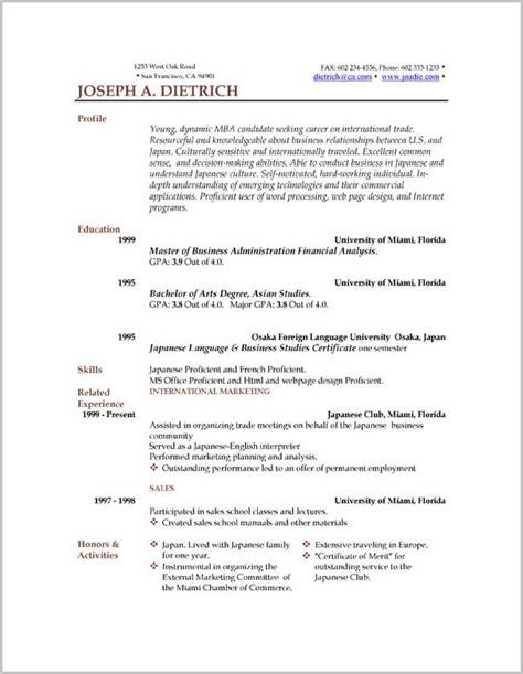 resume template os x cv resume template resume resume exles qmzmljqz84