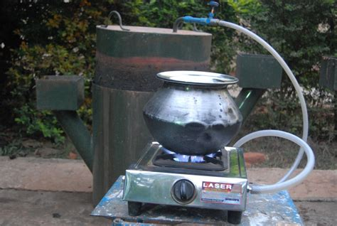 Kenya House Plans by Build A Biogas Plant Biogas Stove Design