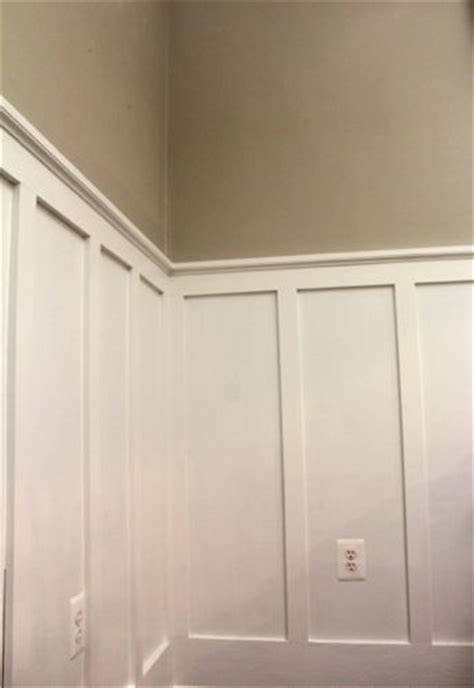 How Do You Install Wainscoting Panels 17 Best Images About Wainscoting Ideas On