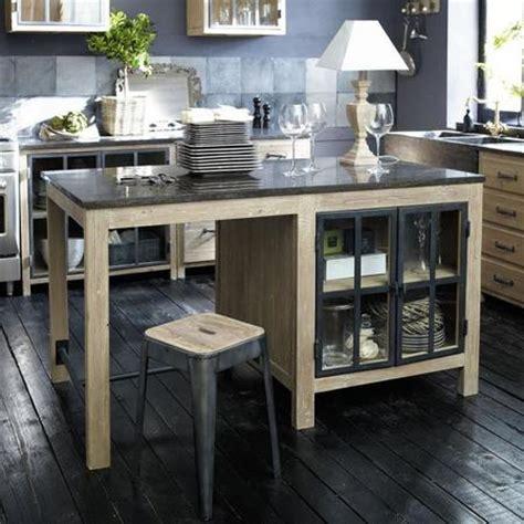 sur la table kitchen island 7 islas de cocina de peque 241 o tama 241 o de maisons du monde