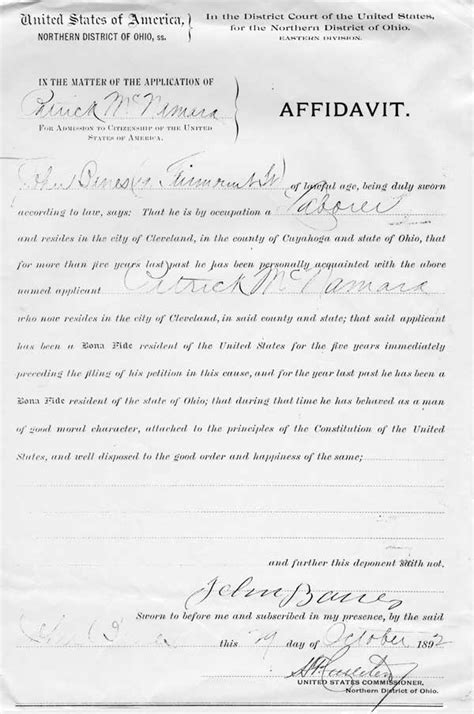 Proof Marriage Letter All About Genealogy And Family History File Immigrationaffidavit Lores Jpg Ancestry Wiki