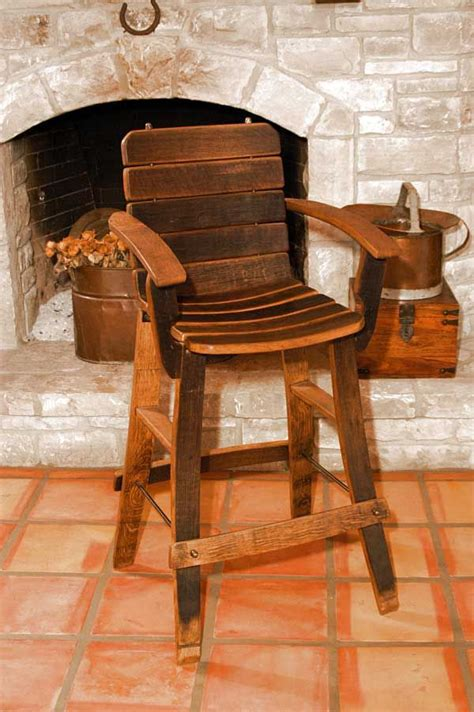 wine barrel rocking chair australia 995 best wine barrel and stave board projects images on