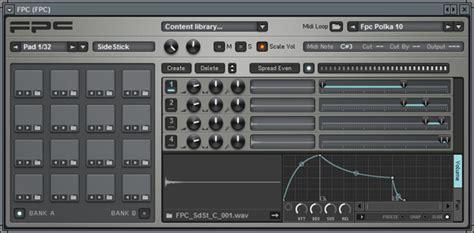 drum pattern plugin membuat drum di flstudio menggunakan fpc fruity pad controller