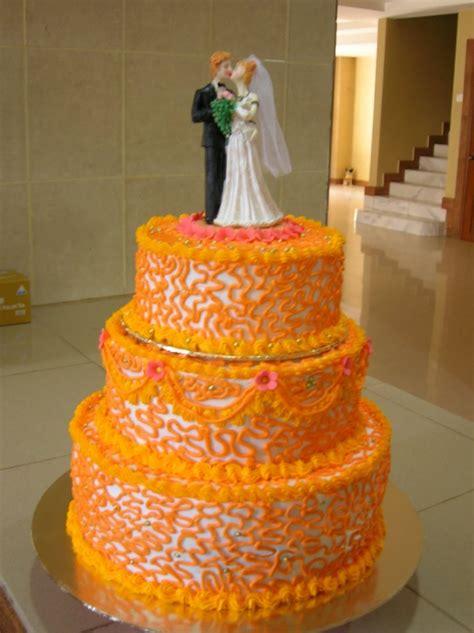 Hochzeitstorte Orange by Orange Wedding Theme Ideas Event Decor Hire
