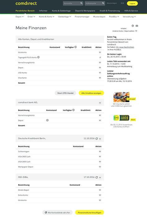 tagesgeldkonto deutsche bank tagesgeldkonto comdirect deutsche bank broker