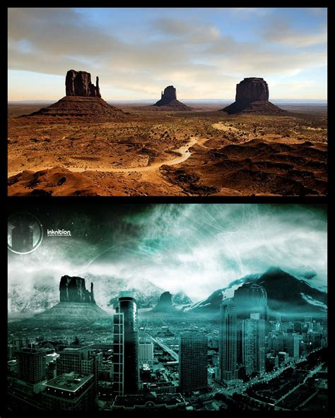 matte painting in matte painting wood design