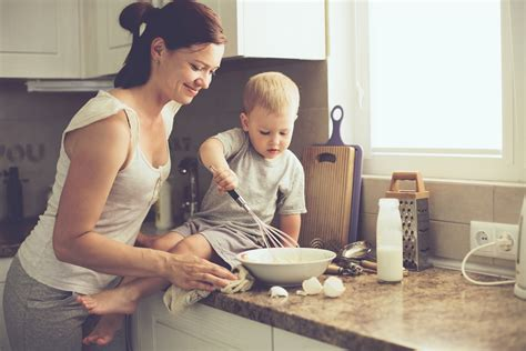 In The Kitchen by 10 Tips To Get Your Child In The Kitchen