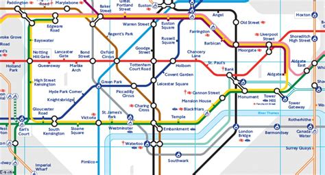 map of underground stations what does your station taste like who tastes