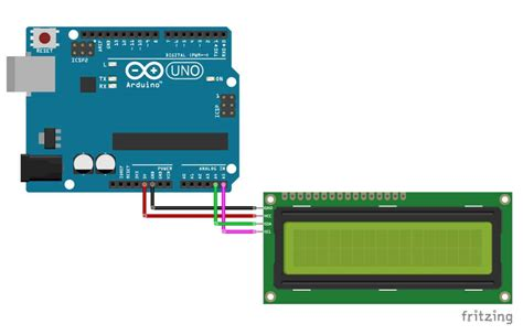 character ic lcd  arduino tutorial  examples