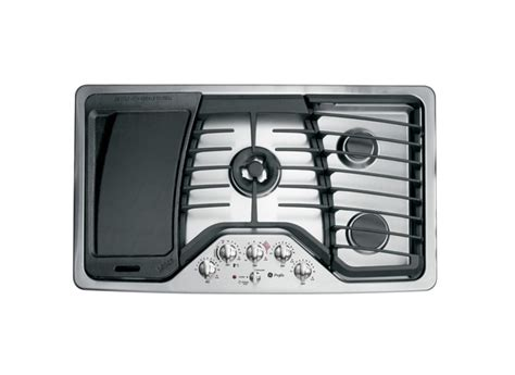 Ge Profile Gas Cooktop Reviews ge profile pgp986setss cooktop wall oven consumer reports