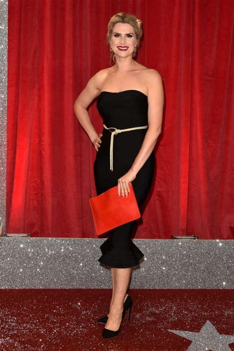 sarah dunn sarahjaynedunn instagram photos and videos sarah jayne dunn british soap awards 2017 in manchester