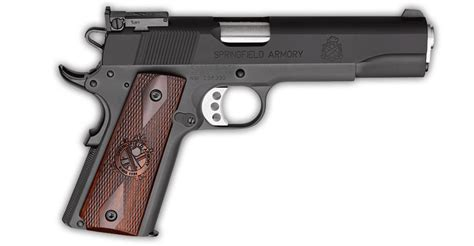 Springfield 1911 Range Officer Review by The Springfield 1911 Range Officer Guns Ammo