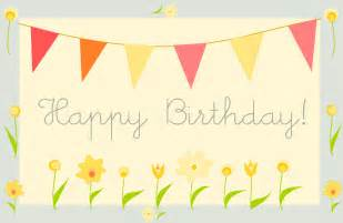 free printable happy birthday greeting card quot gartenparty quot ausdruckbare geburtstagskarte