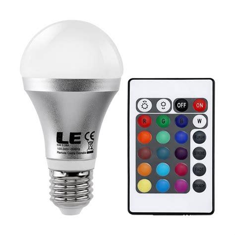 gadgets 022 rgb led lightbulb kontrolfreek joystick