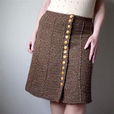 pattern crochet skirt crochet skirt patterns you ll love to stitch wear