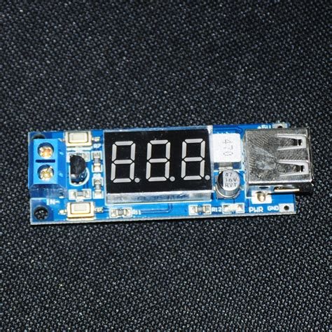 New Dc Step 5v 2a Voltmeter buy wholesale 5v 2a regulator from china 5v 2a