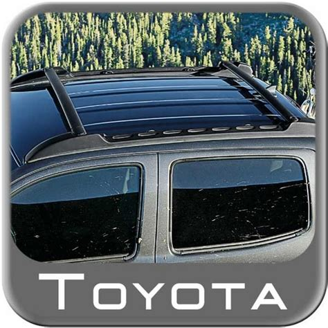 2014 Toyota Tacoma Roof Rack by 2014 Toyota Tacoma Accessories Autos Post