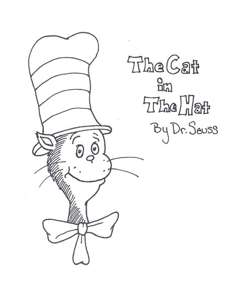 Free Dr Seuss Coloring Pages dr seuss coloring pages free printable pictures coloring