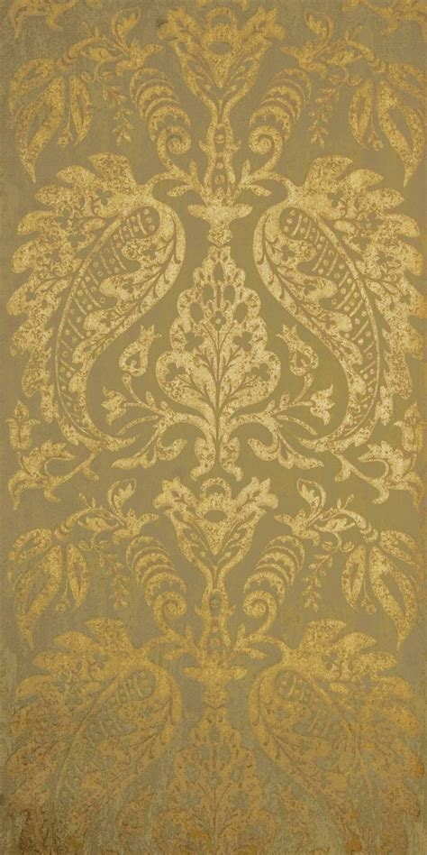 gold indian pattern indian and wolf wallpaper image 131
