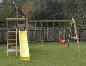 Backyard Swing Set Ideas Apollo Diy Wood Fort Swingset Plans S Backyard
